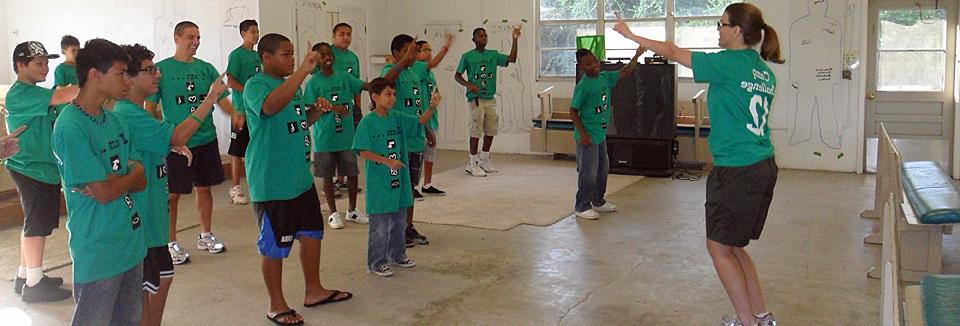 2012 Summer Camp